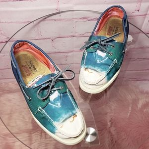 Sperry Limited Edition Jaws Boat Shoes